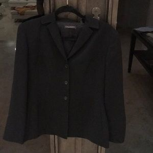 Womens Tahari blazer coat